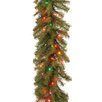 National Tree Co. Norwood Fir Pre-Lit Garland