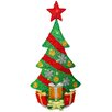 National Tree Co. Decorative Décor Christmas Tree Decoration with 20 Clear Lights