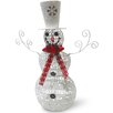 National Tree Co. Metal Snowman Christmas Decoration