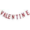 National Tree Co. Valentine Sign Wall Décor