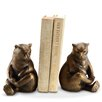 SPI Home Lonely Bear Book Ends (Set of 2)