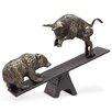 SPI Home Wall Street Struggle Figurine
