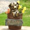 SPI Home Novelty Statue Planter
