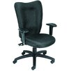 Boss Office Products High-Back Multi-Function Office Chair