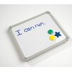 Best-Rite® Magnetic Whiteboard, 1' x 1' (Set of 12)