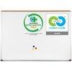 Best-Rite® Green-Rite Deluxe Wall Mounted Whiteboard