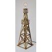 """Metrotex Designs Oil Derrick 24"""" H Table Lamp"""