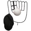 Metrotex Designs Hall of Fame Baseball Glove Coat Rack with Ball
