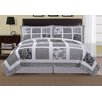 American Traditions Window Pane Quilt Set