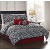 Monroe 7 Piece Comforter Set