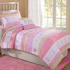 My World Tara Stripe Quilt Set