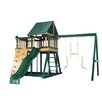Kidwise Congo Monkey Green and Cedar Playsystem 1