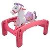 Rockin' Rider Starlight Grow-with-Me Rocking Pony