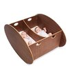 Babyhome So-Ro Twin Cradle