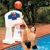 Swimline Pool Jam Basketball In ground Pool Game