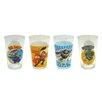 R Squared Disney 4 Piece 8 oz. Toy Story Juice Glass Set