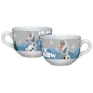 R Squared Disney Frozen Snow Expert Soup Mug Set