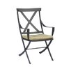 Woodard Cromwell Outdoor Dining Chair Cushion