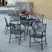 Woodard Delphi 7 Piece Dining Set