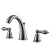 Design House Hathaway Double Handle Widespread Standard Bathroom Faucet