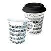 Konitz Vivaldi Libretto Coffee To Stay/Go Mugs 2 Piece Set
