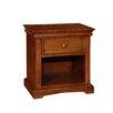 Bolton Furniture Cambridge 1 Drawer Wood Nightstand