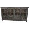 MOTI Furniture Glazed Cabinet