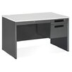 OFM Mesa Series Single Pedestal Computer Desk