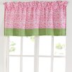 "Laugh, Giggle & Smile Sassy Jungle Friends 57"" Window Curtain Valance"