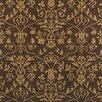 York Wallcoverings Bling 33' x 21'' Pagoda Damask Foiled Wallpaper