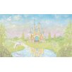 York Wallcoverings Mural Portfolio II Princess Wall Mural