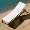 Modern Outdoor Etra Chaise Lounge