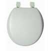 Trimmer Solid Soft Round Toilet Seat