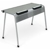 "Paragon Furniture A&D Laminate 28"" Student Desk with Tablet/Book Kickstand"