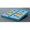 Victory Tailgate Irish Skeleton Cornhole Game Set