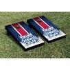 Victory Tailgate NCAA Grunge Version 2 Cornhole Game Set