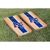 Victory Tailgate Stripe Hardcourt Version Cornhole Game Set