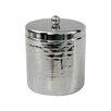 NU Steel Metropolitan Cotton Swab Container