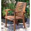 Outdoor Interiors Luxe Arm Chair