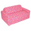 Elite Products Children's Foam Sleeper Sofa