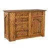 Furniture Classics LTD Country Wine Server