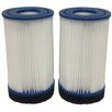 Comfort Line Products Two Pack Filters for EZ Spa2Go and Spa-N-A-Box