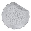 C & F Enterprises Pebbles Round Quilt Placemat (Set of 12)