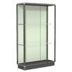 Waddell Prominence Series Lighted Floor Display Case