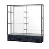 Waddell Monarch Series Floor Display Case