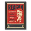 Americanflat President Framed Vintage Advertisement