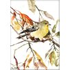 Americanflat Goldfinch 2 by Suren Nersisyan Painting Print
