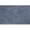 Bungalow Flooring Aqua Shield Ornaments Doormat