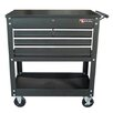 Excel Hardware Wide 4 Drawer Service Cart