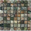 "MS International 1"" x 1"" Marble Mosaic Tile in Rain Forest"